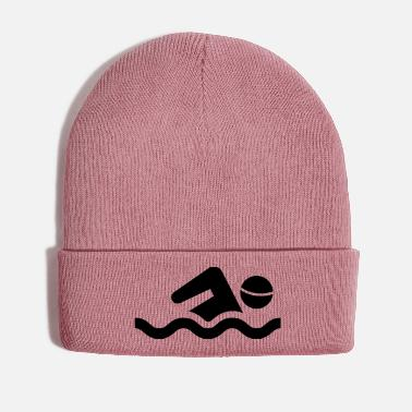 Swim swimming - Winter Hat