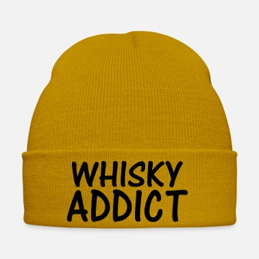 Bourbon whisky addict - Winter Hat