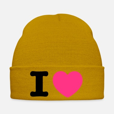I Heart i heart heart - Winter Hat