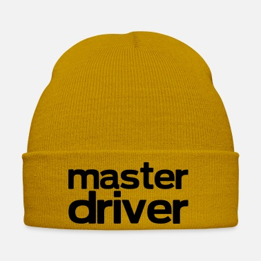 Master master driver - Winter Hat