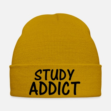 Studies study addict - Winter Hat