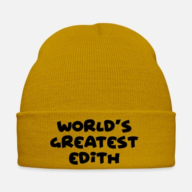 Edith worlds greatest edith name - Winter Hat