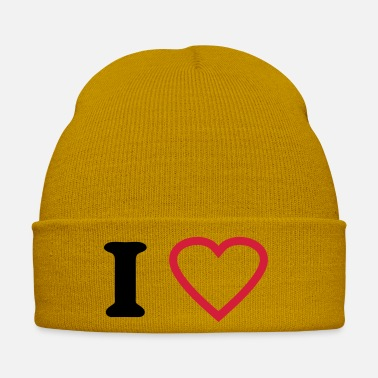 I Love i love - Bonnet