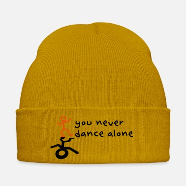 Hip-hop Electro You never dance alone - Winter Hat