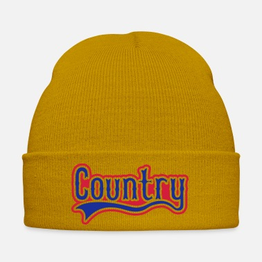 Country country - Bonnet