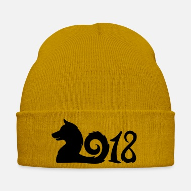 Chinese 2018 - Year Of The Dog - Chines Horoscope - Winter Hat