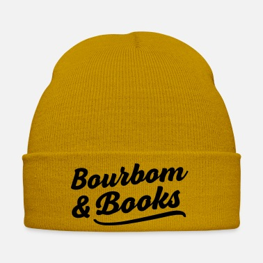 Bourbon Bourbon And Books - Winter Hat
