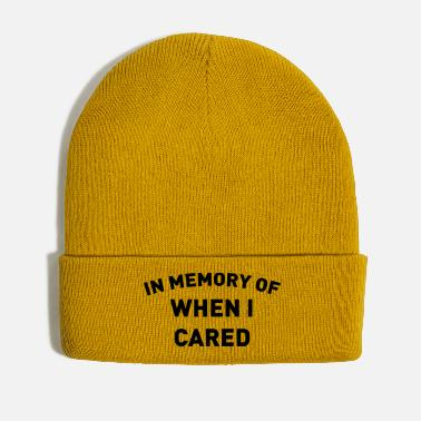 Reminder A REMINDER AS IT HAS ME ITCHING - Winter Hat