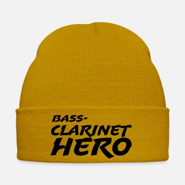 Bass Clarinet Bass Clarinet Hero - Winter Hat