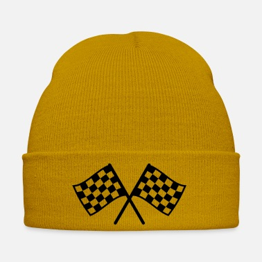 Sieg Checkered flag - Winter Hat