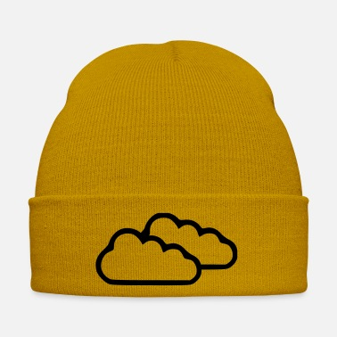 Weather Clouds - Weather - Winter Hat