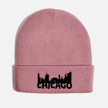 Chicago Chicago skyline - Winter Hat