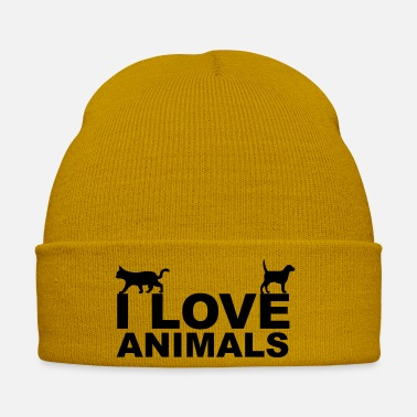 Animal Animals - Winter Hat