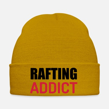 Whitewater Rafting - Rafter - Raft - Sport - Winner - Winter Hat