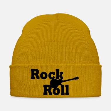 Rock Face Rock And Roll - Winter Hat