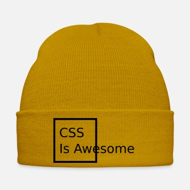 Css CSS Is Awesome - Wintermütze