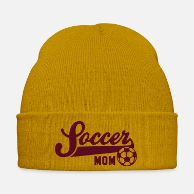 Soccer Underwear Soccer MOM - Winter Hat