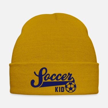 Soccer Underwear Soccer KID - Winter Hat