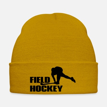 Hockey Goalie Field Hockey Field Hockey Sport Gift - Winter Hat