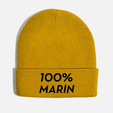 Marine Sailor / Marine / Marin / Boat / Sea / Navy - Winter Hat