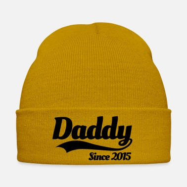 Since Daddy since 2015 - Bonnet