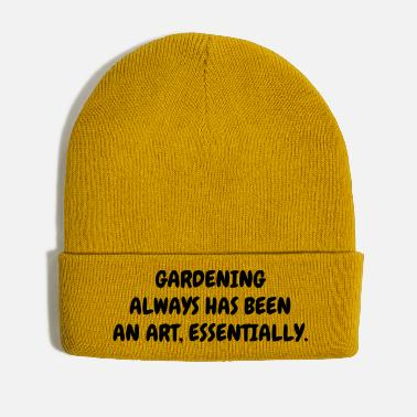 Garden Garden - Gardener - Gardening - Green - Nature - Winter Hat