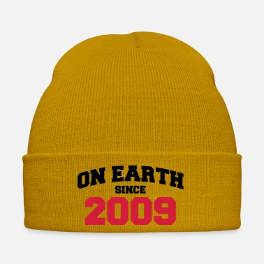 Earth on earth 2009 - Winter Hat