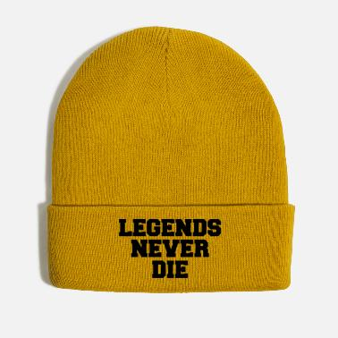 Die Legends Never Die - Winter Hat