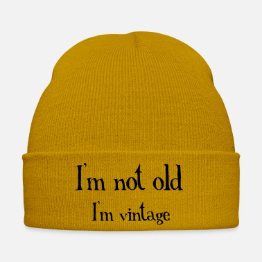 Old Not Old - Winter Hat