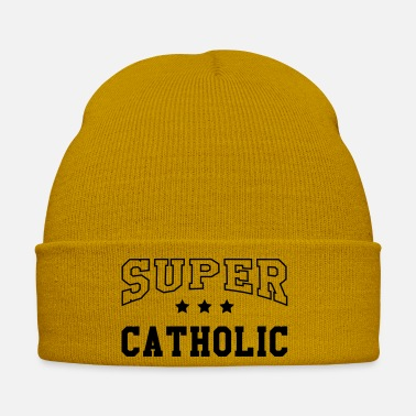 Catholic Christian / Catholic / God / Religion Catholicism - Winter Hat