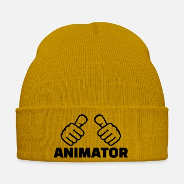 Animal Animator - Winter Hat