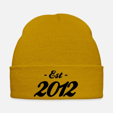 Established Birth - Established 2012 - Winter Hat