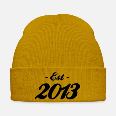 Established Birth - Established 2013 - Winter Hat
