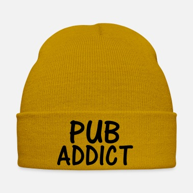 Bar Pub pub addict - Winter Hat