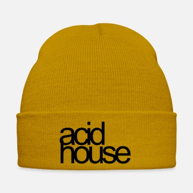 House acid house - Cappello invernale