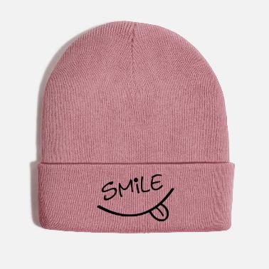 Lengua Happy Smile - Gorro de invierno