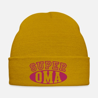 Super Oma - Wintermütze