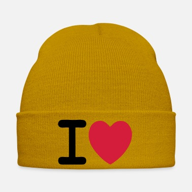 I Love I love I love custom - Winter Hat