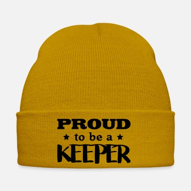 Keeper keeper proud to be - Winter Hat