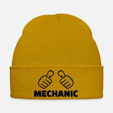 Mechanic Mechanic - Winter Hat