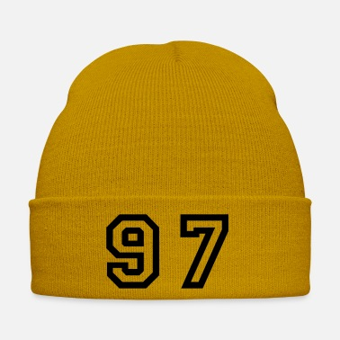 Nineties Number - 97 - Ninety Seven - Winter Hat