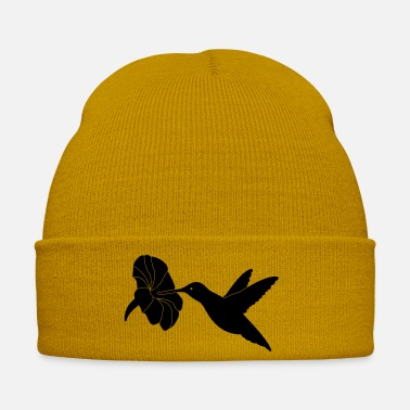 Watching Bird - Hummingbird - Winter Hat