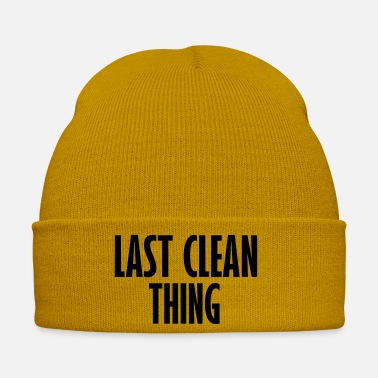 Clean What It Is last clean thing - Winter Hat
