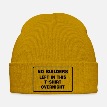 builders - Winter Hat