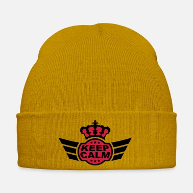 Keep Calm Keep Calm - Bonnet