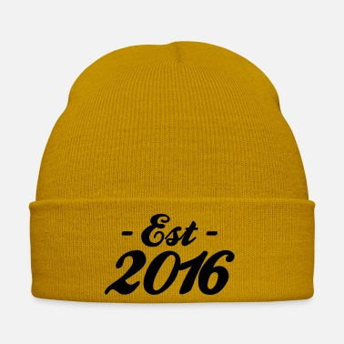 Established established 2016 - Winter Hat