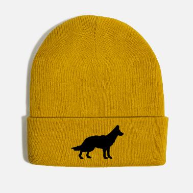 German Shepherd Dog - German Shepherd - Winter Hat