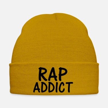 Rap rap addict - Winter Hat