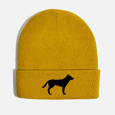 German Shepherd Dog, german shepherd - Winter Hat