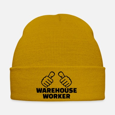 Worker Warehouse worker - Cappello invernale